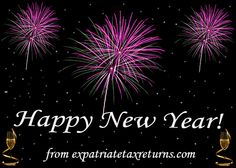 Happy New Year from all of us at ExpatriateTaxReturns.com