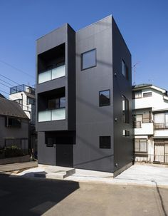 Casa Hibarigaoka S,© Osamu Kurihara