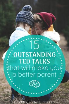 TED Talks are amazing for challenging your thinking and introducing you to new ideas These 15 TED Talks for parents will inspire you and help you learn to be a better parent. Parenting Toddlers, Parenting Hacks, Mentally Strong, Gentle Parenting, Mindful Parenting, Ted Talks, New Parents, Raising Kids, Baby Sleep