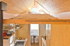 Off-Grid Tiny Home . #Tiny House Living www.organizetips.com