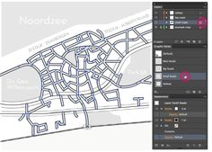 Creating a roadmap in Illustrator | Veerle's blog 3.0