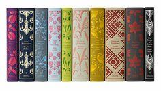 more Penguin hardcoverd classics