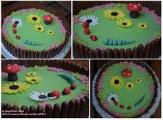 Gâteau prairie aux fingers