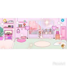 Free House Design, Create Your Own World, Backyard Trampoline, Neon Room, Neon Rainbow, Arte Disney, Life Words, Pink Houses, White Wallpaper