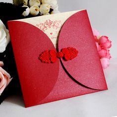 中式请柬 红色中式结婚喜帖 创意2012 请帖 婚礼 盘扣定制版 0300-tmall.com天猫 Chinese Wedding Invitation, Wedding Invitations, Rehearsal Dinners, Gift Wrapping, Gifts, Wedding Cards, Gift Wrapping Paper, Presents, Wrapping Gifts