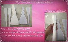 Tutorial boneca Tilda feita pela incrível Alesandra Caldeira - 2 -