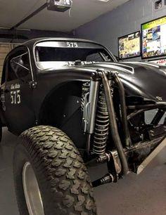 Baja Bug suspension