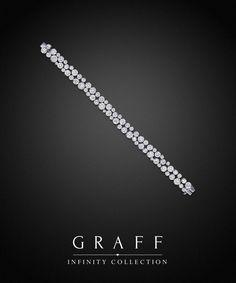 http://rubies.work/0793-emerald-earrings/ Graff Diamonds: Infinity Bracelet