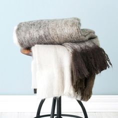 Elsi Throw Blankets