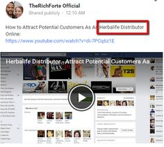 Herbalife Distributor - New Herbalife Distributor training and tips exposed. Herbalife Distributor, Facebook Marketing, Attraction, Training, Ads, Messages, Work Outs, Excercise