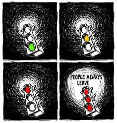 One Tree Hill - Les Frères Scott - People always leave - Peyton Sawyer - Drawing - Dessin - Quote - Citation