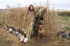 duck blinds | 23 Waterfowl Blinds You Should Know About