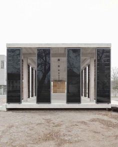Architekturbüro O&O BAUKUNST - Photovoltaic Pavillon