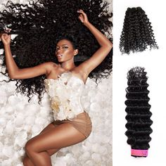 New fashion deep wave.You must have a beautiful hair .More beautiful more confident!Must make yourself better beautiful!❤️❤️❤️✨