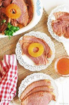 Country ham recipe m