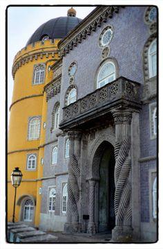 Palacio de Pena- Sintra