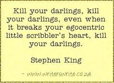 Quotable - Stephen King - Writers Write