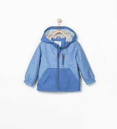 Printed jacket with hood-Special Prices-Baby boy (3 months - 3 years)-KIDS | ZARA United States