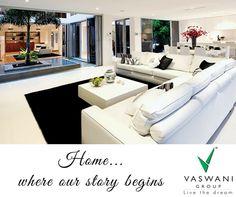 "Where stories begins... ""Vaswani Reserve"" Duplex Apartments in Bangalore. http://www.vaswanigroup.com/reserve/ #RealEstateBangalore"
