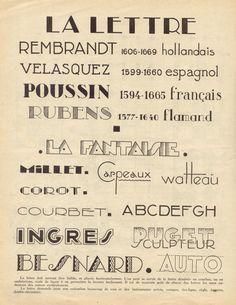 I like Carpeaux, Watteau and Courbet Vintage Fonts, Vintage Typography, Typography Fonts, Lettering Design, Hand Lettering, Carpeaux, Retro Photography, Pretty Fonts, Fancy Fonts