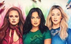Riverdale Cheryl, Bughead Riverdale, Riverdale Funny, Riverdale Memes, Riverdale Betty And Veronica, Riverdale Netflix, Archie Comics Riverdale, The Veronicas, Powerpuff Girls