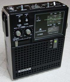 スカイセンサー5500(ICF-5500)