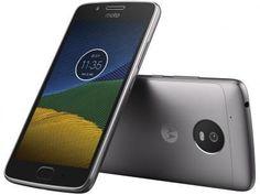 """Smartphone Moto G5 32GB Platinum Dual Chip 4G - Câm. 13MP + Selfie 5MP Tela 5"""" Octa Core Desbl. com as melhores condições você encontra no Magazine Luizadoeduardo. Confira!"""