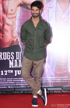 Photos: Shahid, Alia, Diljit & Udta Punjab Team At Its Press Conference