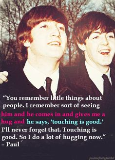 About John....well said.....