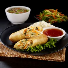 Easy Vegetable Nem - Recipes - Discover the recipe for easy vegetable spring rolls - You are in the right place about asian recipes vegetari Easy Vegetable Recipes, Asian Noodle Recipes, Asian Chicken Recipes, Easy Asian Recipes, Easy Dinner Recipes, Indian Food Recipes, Appetizer Recipes, Vegetarian Recipes, Healthy Recipes