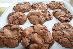 Better than brownies cookies?! Yup, and you'll have to try it to believe it!