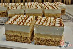 Orange cake without flour - HQ Recipes Baking Recipes, Cake Recipes, Czech Recipes, Mini Cheesecakes, Polish Recipes, Eclairs, Something Sweet, Sweet Recipes, Sweet Tooth