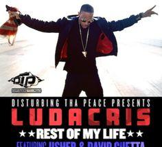 Ludacris: Découvrez son nouveau titre avec Usher et David Guetta...