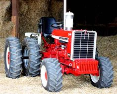 The Little Tractor Co. specializes in custom hand made half scale tractors.