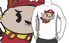 Super Mastermind Bros T-Shirt Get yours here: http://tshirtonomy.com/go/super-mastermind-bros
