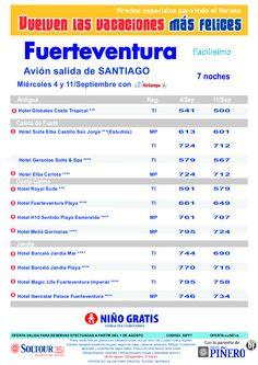 3ªEdición Las vacaciones mas felices. Hoteles en Fuerteventura salidas desde Santiago de Compostela - http://zocotours.com/3aedicion-las-vacaciones-mas-felices-hoteles-en-fuerteventura-salidas-desde-santiago-de-compostela-2/