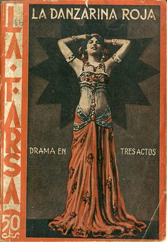 1930 Theater Poster