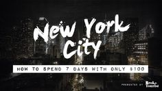 Article: New York City - Title