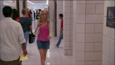 We decided to rank all the over-the-top, pink and glittery outfit Sharpay Evans wears in High School Musical. High School Musical 3, In High School, Pink Outfits, Cute Outfits, Teen Outfits, Evans Fashion, Zack Y Cody, Dress Over Pants, Disney Channel Stars