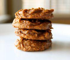 Almond Butter Pumpkin Cookies | Healthy Mama, Happy Mama