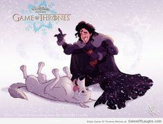 If Game Of Thrones characters were created by Disney - Game Of Thrones Memes