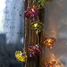 Bohemian Style Christmas - Bing images