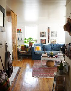 "A ""Caribbean Cabana"" Style in Brooklyn Home"