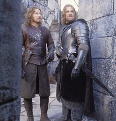 The Lord of the ring & the hobbit preferences and imagines - 11: Boromir/Faramir - Wattpad