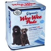 Four Paws - Container Wee Wee Pads Gigantic