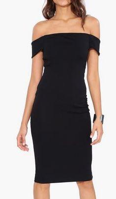 Deanna Off the Shoulder Dress