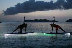 NIght SUP light kits