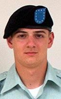 Army Pfc. Jack T. Sweet  Died February 8, 2008 Serving During Operation Iraqi Freedom  19, of Alexandria Bay, N.Y.; assigned to the 2nd Battalion, 22nd Infantry Regiment, 1st Brigade Combat Team, 10th Mountain Division (Light Infantry), Fort Drum, N.Y.; died Feb. 8 in Jawwalah, Iraq, of wounds suffered when his vehicle encountered an improvised explosive device.