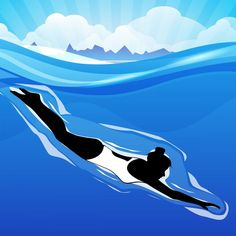 Swimming Pool Workout That Targets Lower Body