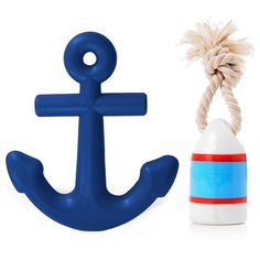 Arrrgh matey! The seas are friendly for your salty paw with this durable dog toy…
